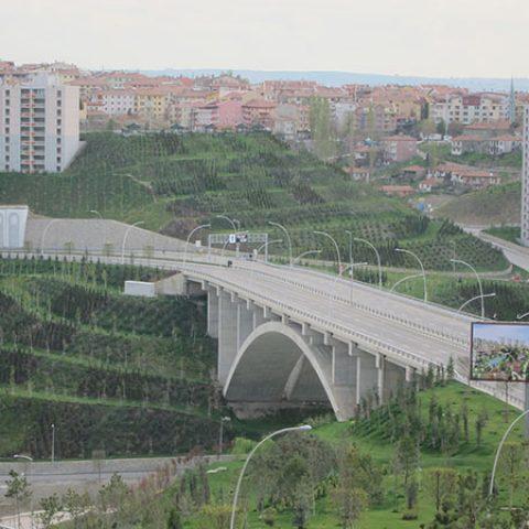 ASKİ  Kuzey Ankara Kentsel Dönüşüm Projesi Kapsamında Yol, Kavşak, Viyadük, Tünel Ve Altyapı Yapım İnşaatı İşi