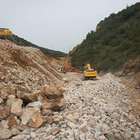 Antalya İl Özel İdaresi Alanya-Gazıpaşa5.Bl.Hd.Yolu Km:26+000-40+200 arası Toprak İşleri, Sanat Yapıları Ve Üstyapı İşleri