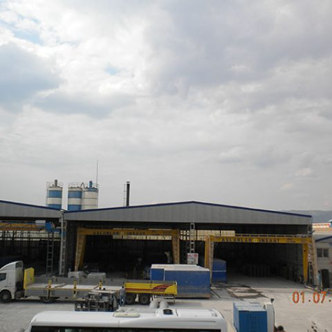 ASB Beton Boru Fabrikası